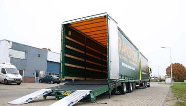 Beavertail Kennis Transport